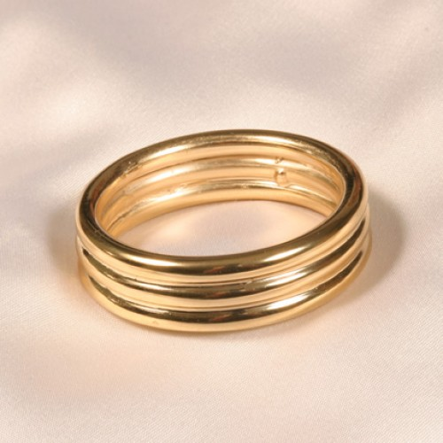 Penis Ring -  Silver or Gold