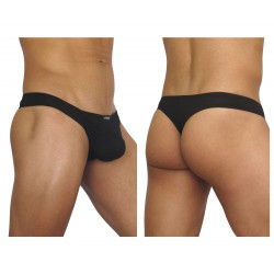 EW0707 FEEL Modal Thong Color Black