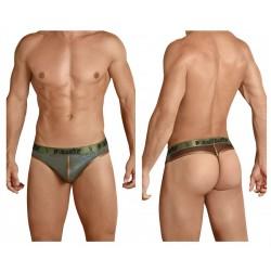 PIK 8053 Sherlock Thongs Color Green
