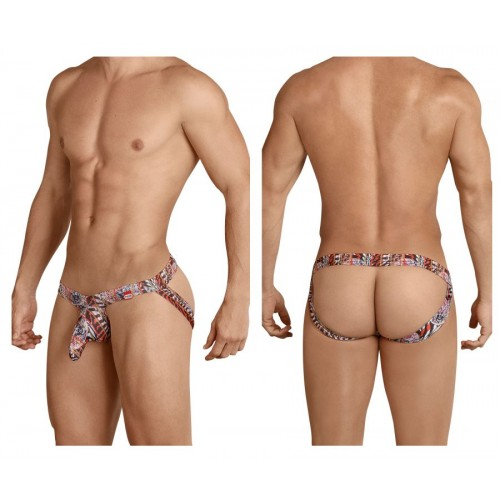 PIK 9288 Ray Castro Jockstrap Color Red